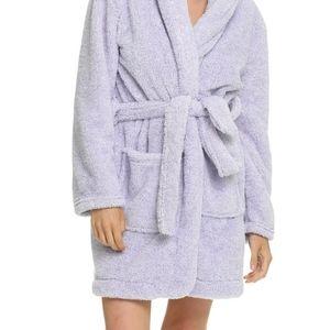 Cozy Plush Shortie Robe